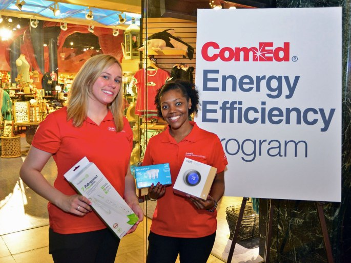 ComEd offer great prizes on the Prize Wheel